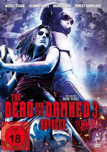 Poster of The Dead and the Damned 3: Ravaged