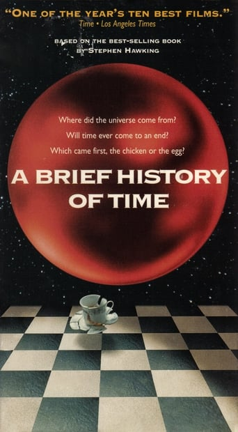 A Brief History of Time (1991) - poster