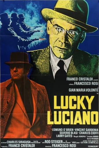 Poster of Lucky Luciano