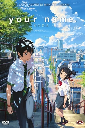 Cartoni animati Your name. - ?????