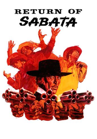 Poster of Return of Sabata