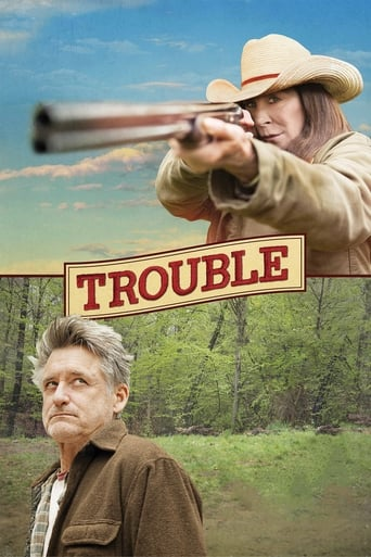 Poster of Trouble