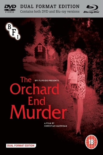 Poster of The Orchard End Murder fragman
