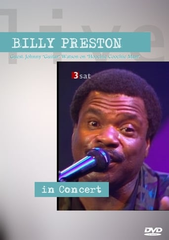 Poster of Billy Preston: In Concert - Ohne Filter