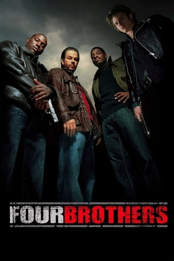 Poster of Four Brothers