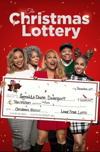 Poster of The Christmas Lottery