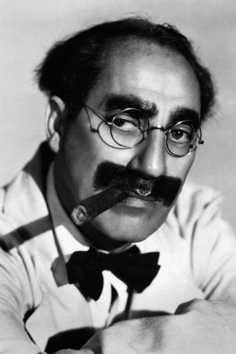 Image of Groucho Marx
