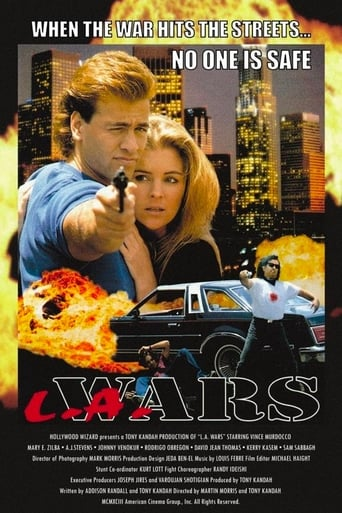 Poster of L.A. Wars