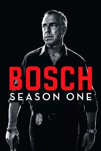 Bosch 1ª Temporada - Poster
