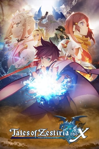 Poster of Tales of Zestiria the X