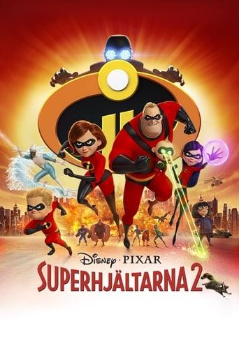 Poster of Superhjältarna 2