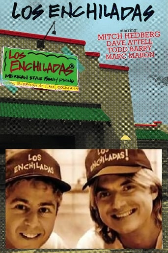 Poster of Los Enchiladas!