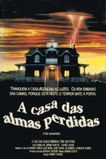 A Casa das Almas Perdidas - Poster