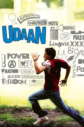 Poster of Udaan