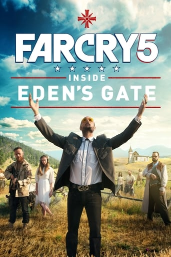 Poster of Far Cry 5: Inside Eden's Gate