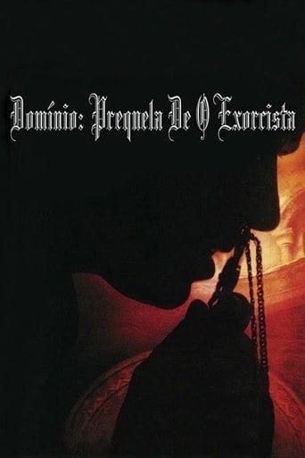 Domínio: Prequela do Exorcista - Poster