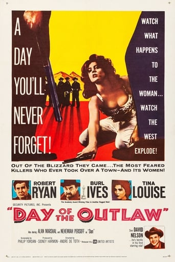 Poster of Day of the Outlaw