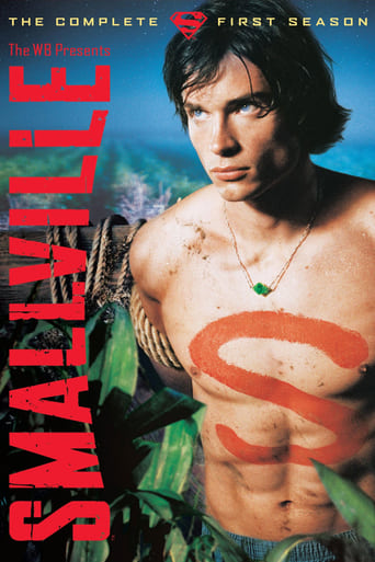 Smallville As Aventuras do Superboy 1ª Temporada - Poster