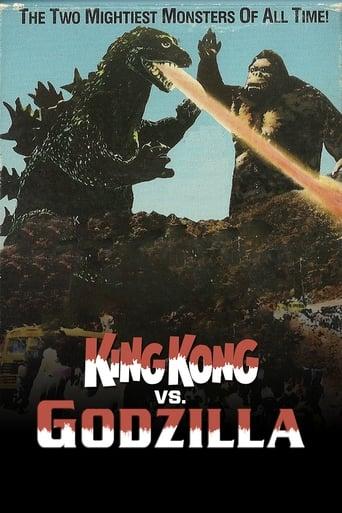 portada King Kong contra Godzilla