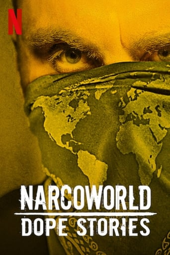 Narcoworld Dope Stories 1ª Temporada - Poster