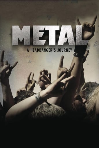 Poster of Metal: A Headbanger's Journey