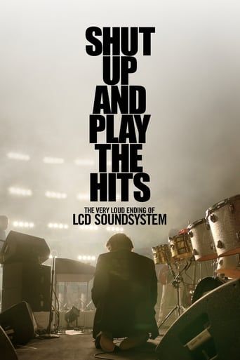 Poster of Shut Up and Play the Hits