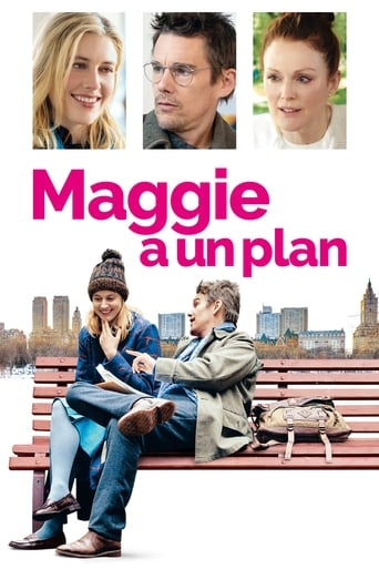 Poster of Maggie a un plan