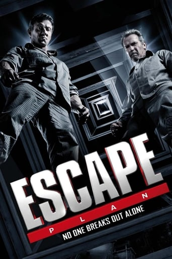 Poster of Escape Plan