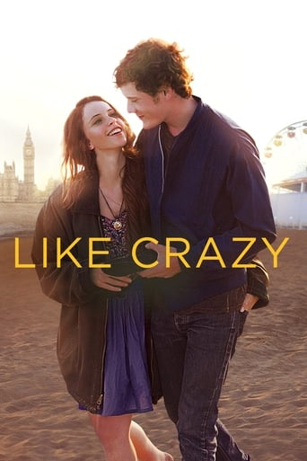 Poster of Like Crazy