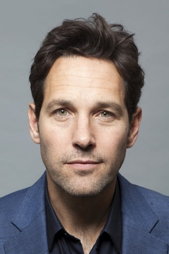 Paul Rudd alias Scott Lang / Ant-Man