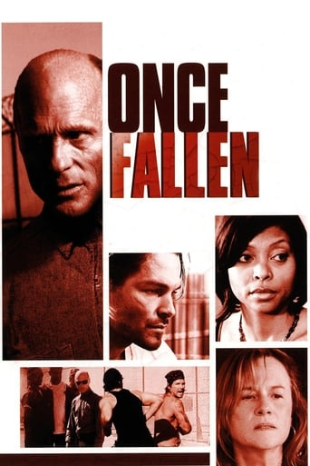 Poster of Once Fallen