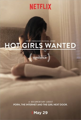 Hot Girls Wanted - Poster