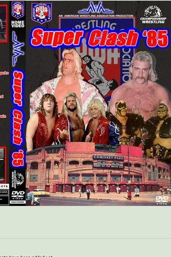 Poster of AWA Superclash