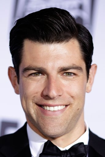 Max Greenfield alias Roger the Dog (voice)