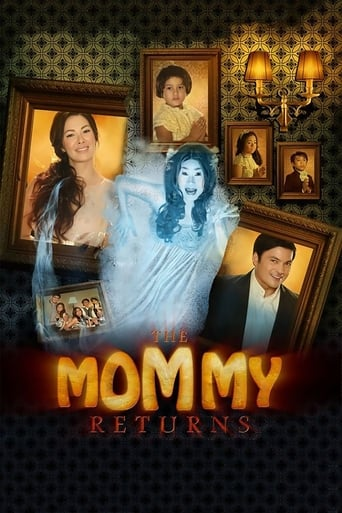 Poster of The Mommy Returns