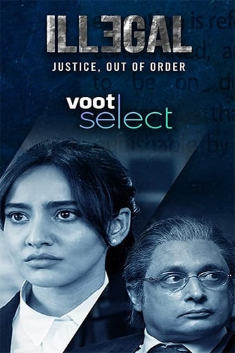 Poster of Illegal - Justice, Out of Order