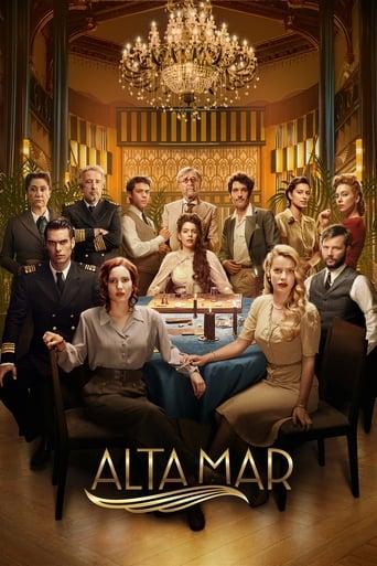 Alto Mar 2ª Temporada - Poster