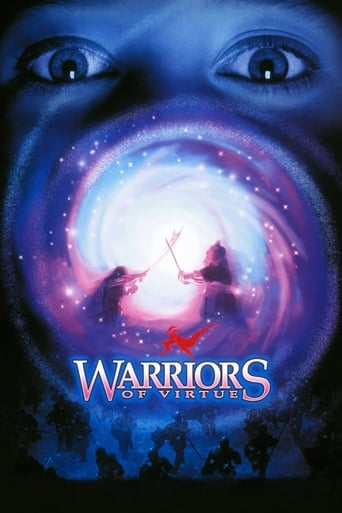 Poster of Warriors of Virtue