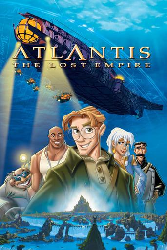 Atlantis: The Lost Empire (2001) - poster