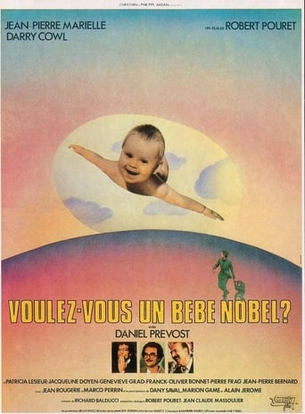 Voulez-vous un bébé Nobel? Movie Poster