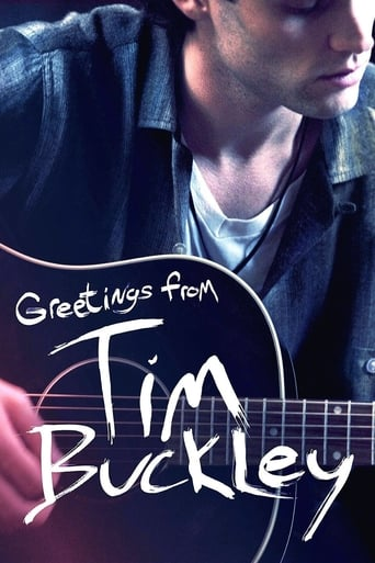 Poster of Greetings from Tim Buckley