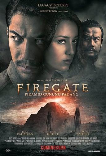 Poster of Firegate: Piramid Gunung Padang