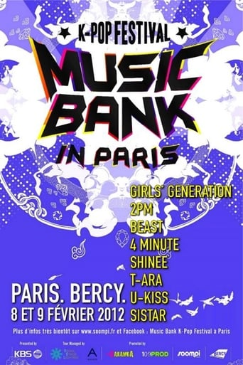 Music Bank in Paris