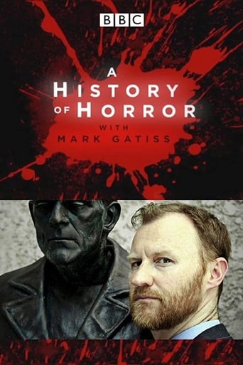 Poster of A History of Horror