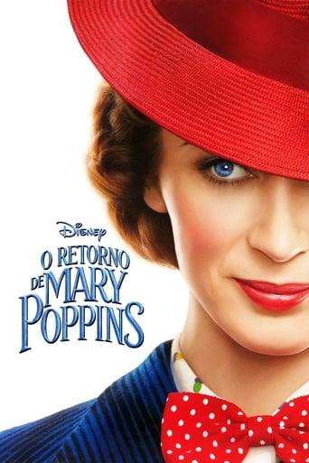 O Retorno de Mary Poppins - Poster