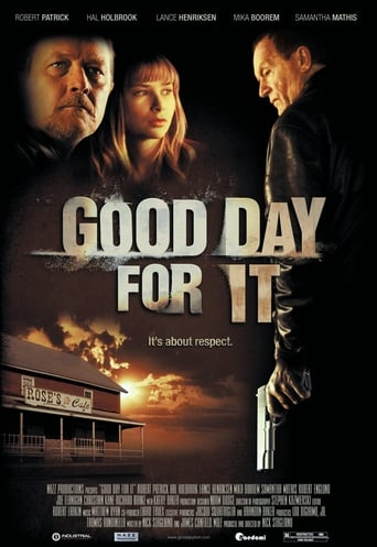 Poster of Good Day for It
