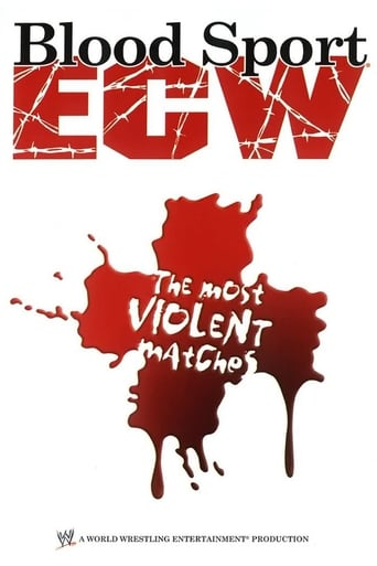 Poster of ECW: Bloodsport  The Most Violent Matches