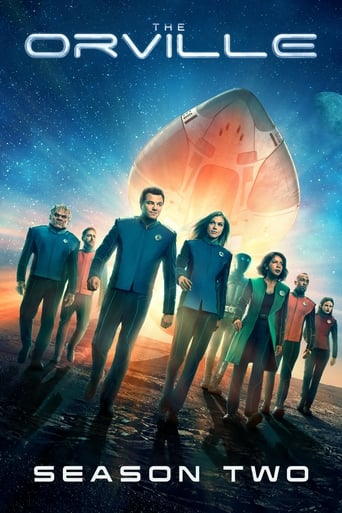 Poster The Orville 2ª Temporada Torrent