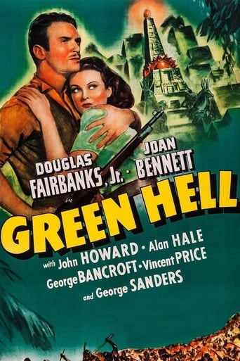 Poster of Green Hell