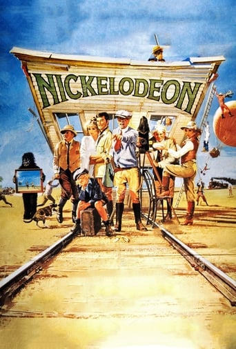 Nickelodeon Movie Poster